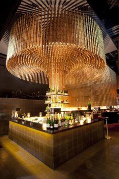 Ocean Room Restaurant, Sydney #inlarariastudio #inspo