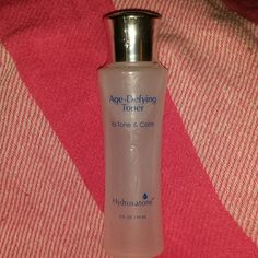 NEW HYDROXATONE TONER Sealed Hydroxatone Age Defying toner. Tones and calms. Brand new. Hydroxatone  Makeup Face Primer