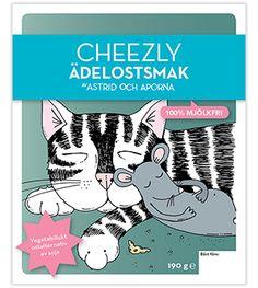 Cheezly – Ädelostsmak