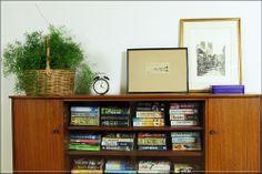 X Vintage G Plan Mcintosh Teak Book Shelf Bookcase Sideboard Danish Design