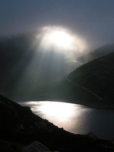 Snowdonia National Park - North Wales 2002 by Misteree