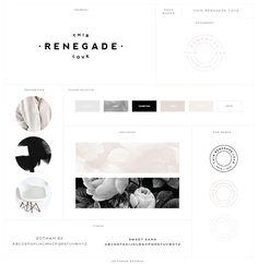 Brand and Blog Launch :: This Renegade Love - Saffron Avenue : Saffron Avenue