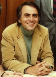 """""""One glance at a book and you hear the voice of another person, perhaps someone dead for 1,000 years. To read is to voyage through time."""" ― Carl Sagan"""