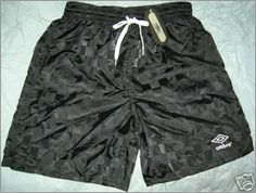 Umbro soccer shorts!!!  everybody had a pair:)