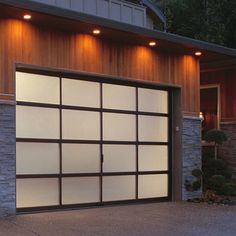 Modern Aluminum Garage Doors | Overhead Door