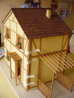 Building my house-Sonia Martin Montegui