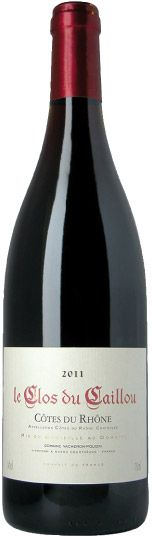 Clos du Caillou - Domaine viticole - Châteauneuf du Pape - Côtes du Rhône