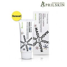 awesome [APRILSKIN] Moisturizing and Whitening Magic Snow Cream 70ml KOREA NEW - For Sale Check more at http://shipperscentral.com/wp/product/aprilskin-moisturizing-and-whitening-magic-snow-cream-70ml-korea-new-for-sale/