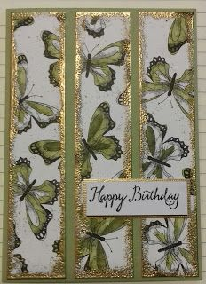 Stamp With Sandie: Botantical Butterfly DSP Sale A Bration The post Stamp With Sandie: Botantical Butterfly DSP Sale A… appeared first on Pinova - Paper Crafts Birthday Cards For Women, Happy Birthday Cards, Female Birthday Cards, Card Birthday, Birthday Images, Birthday Quotes, Birthday Greetings, Birthday Wishes, Birthday Gifts