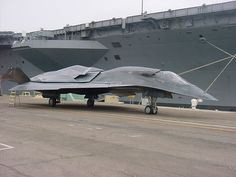 Stealth plane