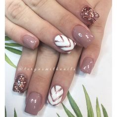 Ideas For Nails Simple Acrylic Beauty Products Nail Art Designs, Acrylic Nail Designs, Chevron Nail Designs, Nail Art Halloween, Pink Nail Colors, Colorful Nails, Country Nails, Chevron Nails, Aztec Nails