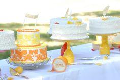 EAT DRINK PRETTY: DIY cake stand tutorial