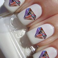 Galaxy Diamond Nail Decals 36 Ct.