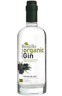 Biostilla organic gin PD
