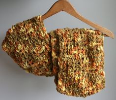 Chunky handspun wool cowl by KororaCrafters on Etsy