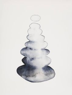 Original Abstract Painting by Jennifer Thangavelu Watercolor Paintings, Original Paintings, Original Art, Water Sculpture, Spiritual Transformation, Buy Art, Paper Art, Saatchi Art, Zen Symbol
