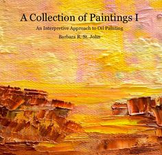 This book consists of forty-four miniature oil paintings.  They are painted in a semi-abstract style. Check it out at http://blur.by/1dFZbF8