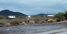 RV Camping Etiquette - Boondocking Etiquette
