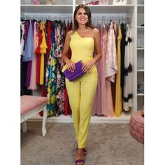 MONO HANNA I Dress, Jumpsuit, Formal Dresses, Pants, Outfits, Summer, Fashion, Emerald Gown, Women's Work Fashion