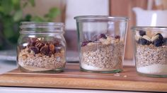Gruau « boosté » Quick Healthy Breakfast, Breakfast Recipes, Quebec, Brunch, Recipe For Mom, Granola, Good Food, Food And Drink, Vegetarian