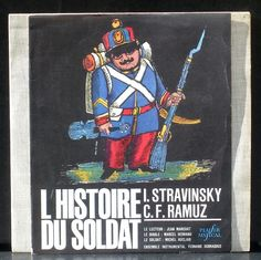 Stravinsky Histoire du soldat Oubradous