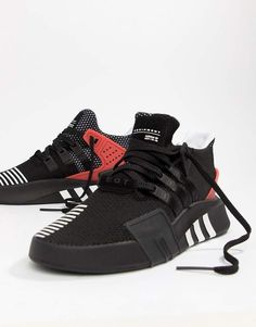 3df310b5a1e525 NOTHING BEATS A FRESH PAIR OF SNEAKERS - Check them out now - adidas  Originals EQT Bask ADV Sneakers In Black AQ1013  adidas  adidasoriginals   sneakers