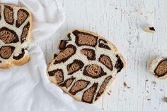 Leopard Kuchen- Bei diesem Kuchen werden deine Gäste Augen machen. Viel zu schade zum Vernaschen!
