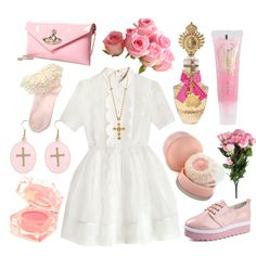 kawaii pastel polyvore lolita jfashion cult party kei