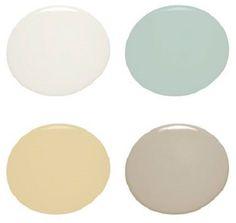 colores para pintar una cocina