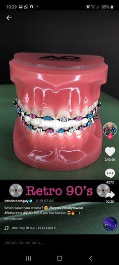 Dental Braces, Teeth Braces, Rainbow Braces, Braces Transformation, Cute Braces Colors, Braces Tips, Getting Braces, Girl Film, Brace Face