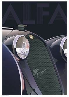 Vintage Advertising Posters | BMW