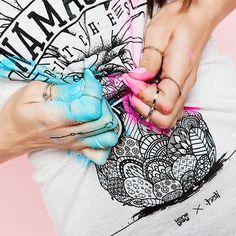 Kane Grey – Holi-Namaste - Female Shirt - Women - Zum Shop