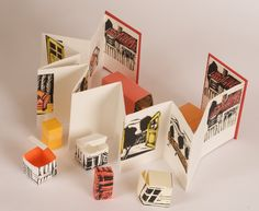 Home, Little Boxes 2009 by Kathy Fahey