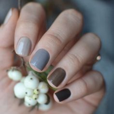 OPI Did You'ear About Van Gogh?, French Quarter For Your Thoughts, A-Taupe The Space Needle, Get In The Expresso Lane