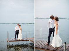 Amy Rae Photography // Lake Minnetonka Minnesota Wedding // www.amyraephotography.com