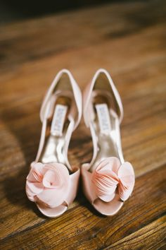 wedding shoes; photo: onelove photography.
