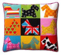 22 Scottie Dogs Pillows Ideas Scottie Scottie Dog Pillows
