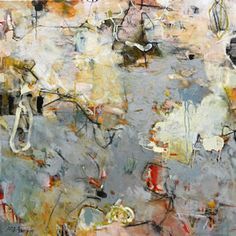 "LISTEN TO THIS 36""h x 36""w-Krista Harris"