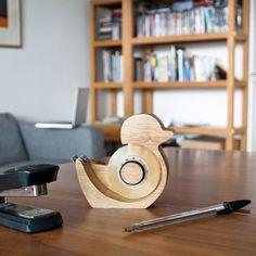 Home > Office > Tape Dispenser: Rubber Duck   +Tape Dispenser Cutout