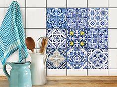 Fliesenaufkleber Für Küche U. Bad | Fliesenfolie Fliesensticker Dekor  Fliesen   Aufkleber Folie Sticker Für