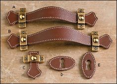 Leather Hardware - Hardware