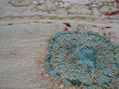 chasmanthe floribunda, detail | willemien de villiers