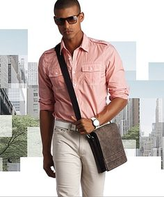 I'd carry a man purse! Irish News, Man Purse, Belfast, Leather Working, The Man, Cool Style, Bring It On, Bomber Jacket, Dress Up