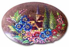 Taş Boyama Örnekleri 89 - Mimuu.com