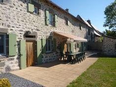 Gîte n°156 Ref. : 156   à Sainte-anastasie - Cantal