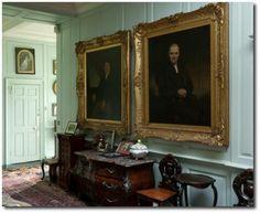 Keywords: Regency Furniture, Regency Decorating, English Furniture, English Interior Colors, Neoclassical Style, Georgian Style