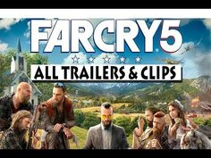 farcry5gamer.comFar Cry 5 | All New Trailers And Clips Of Far Cry 5 | 2017 | HD | 1080p GAME WEBSITE :   Far Cry 5 is an upcoming first-person shooter action-adventure video game developed and published by Ubisoft for Microsoft Windows, PlayStation 4, and Xbox One. It is the eleventh installment and the fifth main title in the Far Cry series. It is scheduled to be released on Februaryhttp://farcry5gamer.com/far-cry-5-all-new-trailers-and-clips-of-far-cry-5-2017-hd-1080p/