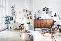 domowa galeria plakatów i grafik, jak zaaranżować ścianę nad kanapą, jak zawiesić obrazki na ścianie, plakaty, grafiki, menu,