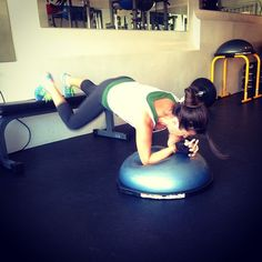 #BOSU #core #exercise #workout #strength