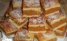 Érdekel a receptje? Kattints a képre! Hungarian Cake, Hungarian Recipes, Pita, A Pumpkin, Cake Cookies, Cornbread, French Toast, Cooking Recipes, Yummy Food